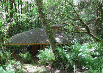 Teachers Cottage - Cloud Mountain Reteat Center