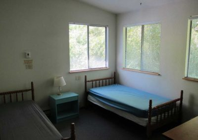 Yogi Hall - Cloud Mountain Reteat Center
